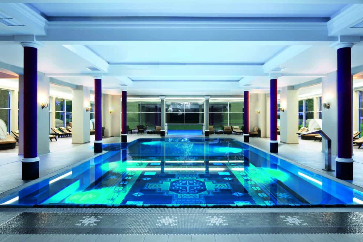 Palac Zelechow hotel spa basen