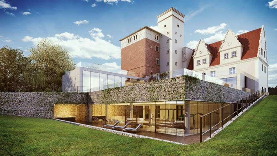 hotel zamek topacz resort spa