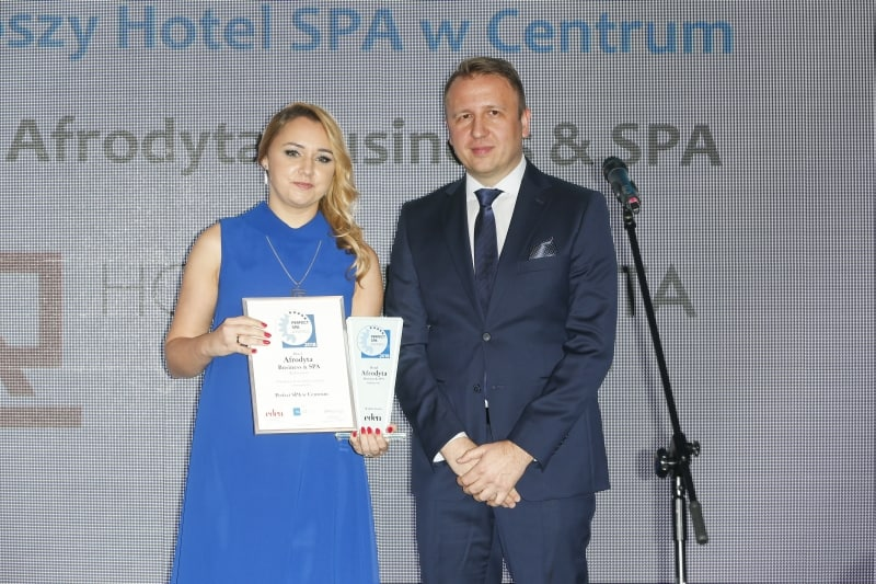 Gala Perfect SPA Awards 2018 POT