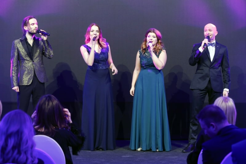 Studio Accantus Gala Perfect SPA Awards 2018