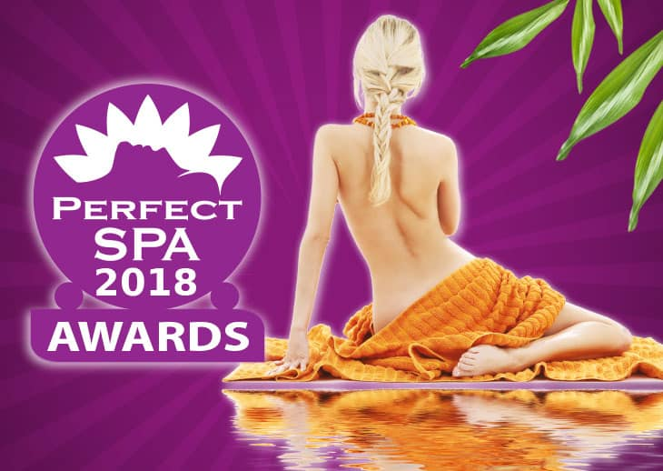 baner Perfect SPA Awards 2018