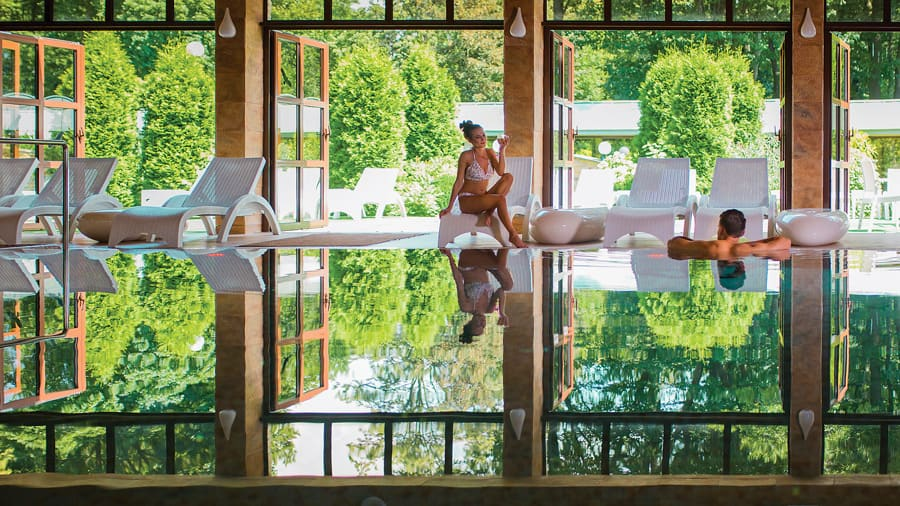 Hotel SPA dla dwojga - Manor House SPA