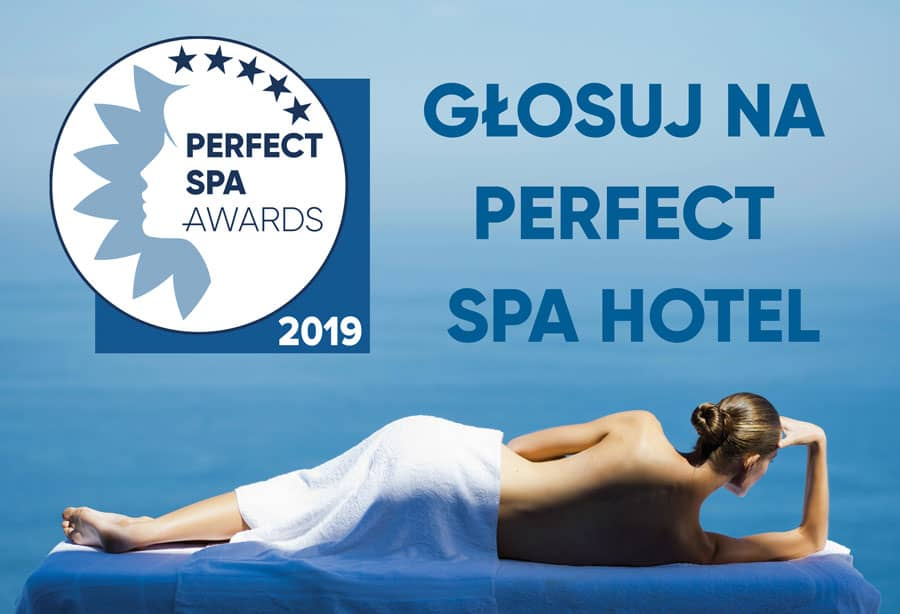 Perfect SPA Awards 2019 grafika hotele
