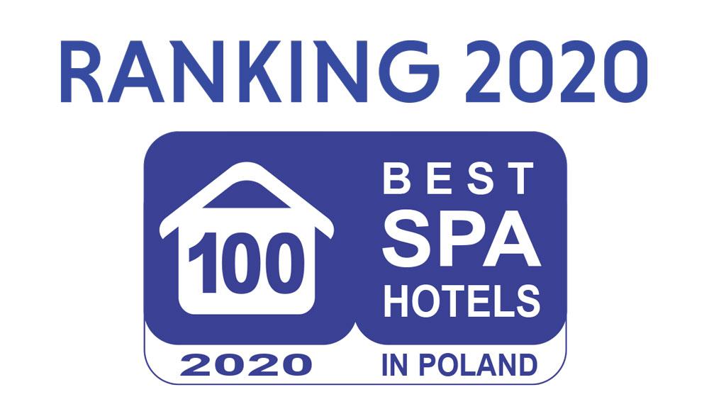 Ranking 100 Best SPA Hotels 2020