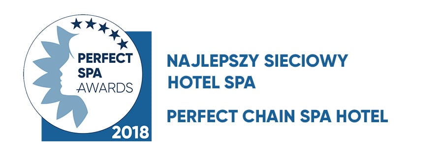 Perfect SPA 2018 logo Mercure