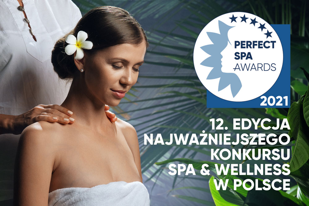 Konkurs Perfect SPA Awards 2021