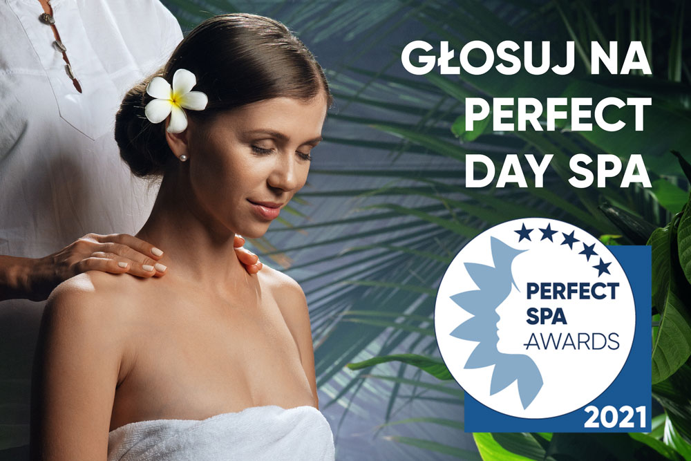 Perfect SPA Awards 2020 - głosuj na day SPA